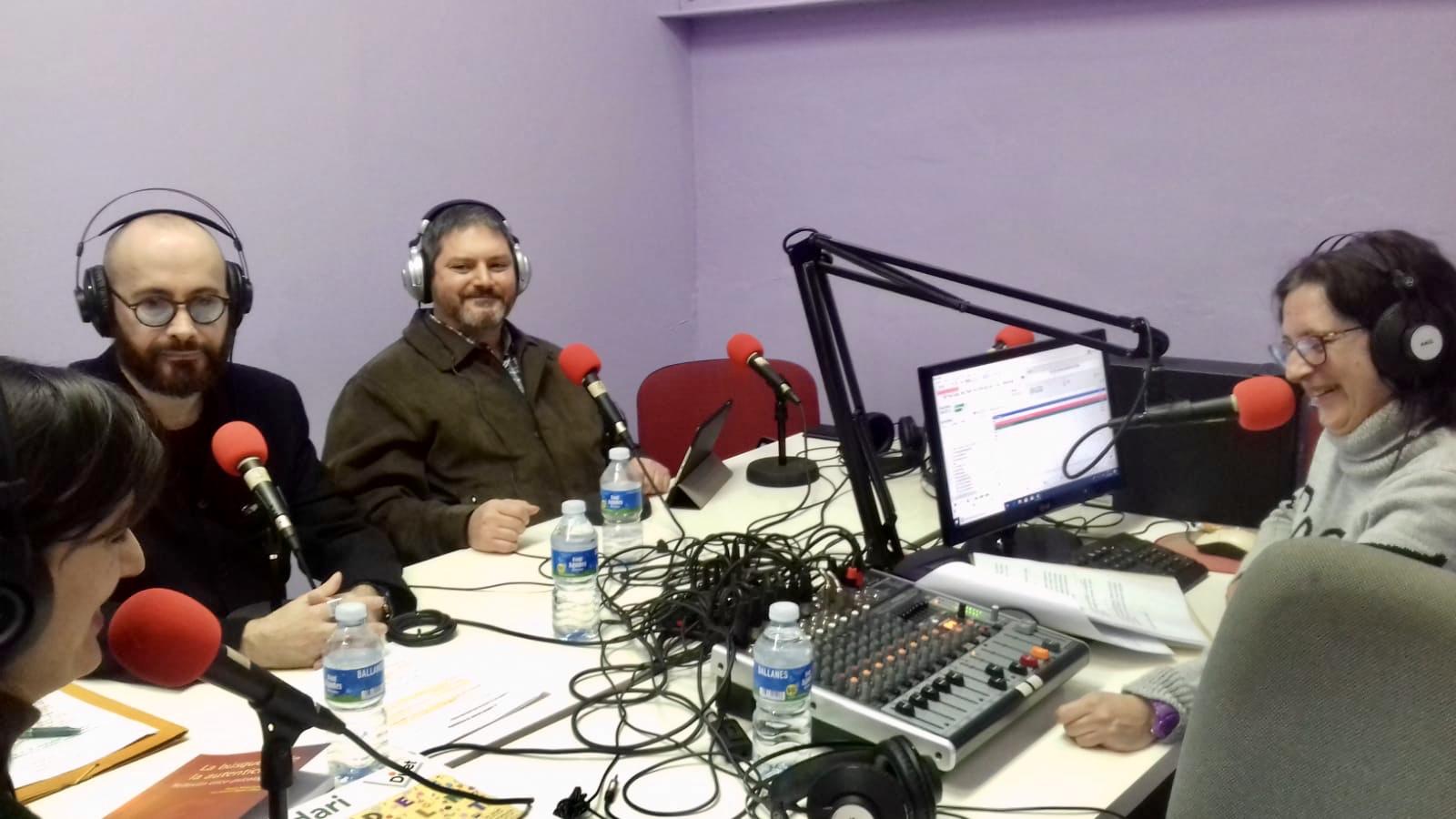 Agusti Guisasoal Radio