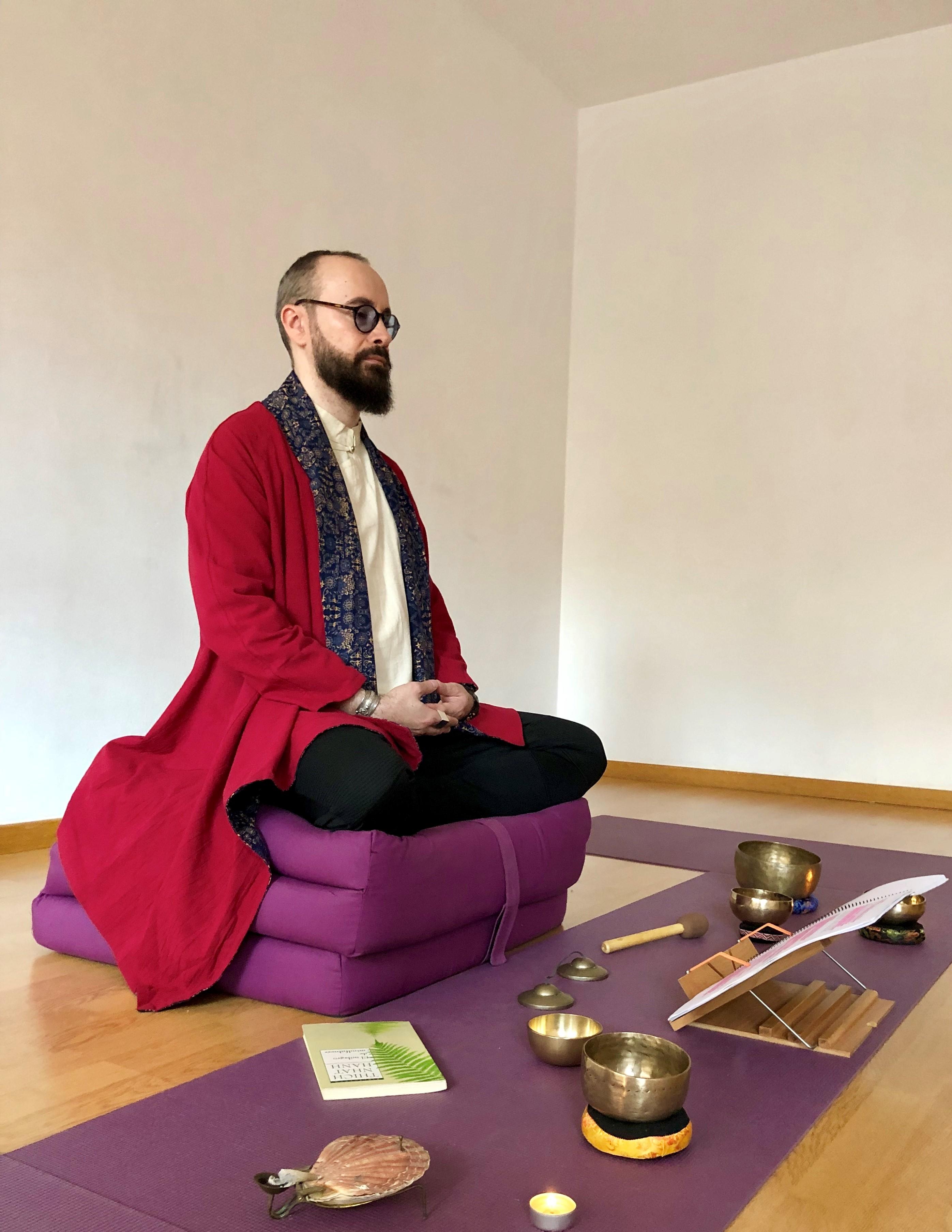 Meditacion Agusti Guisasola