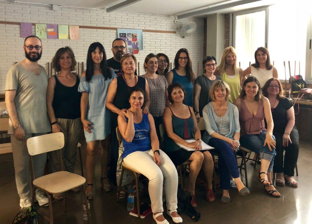 Mindfulness Educadors Julio 2018